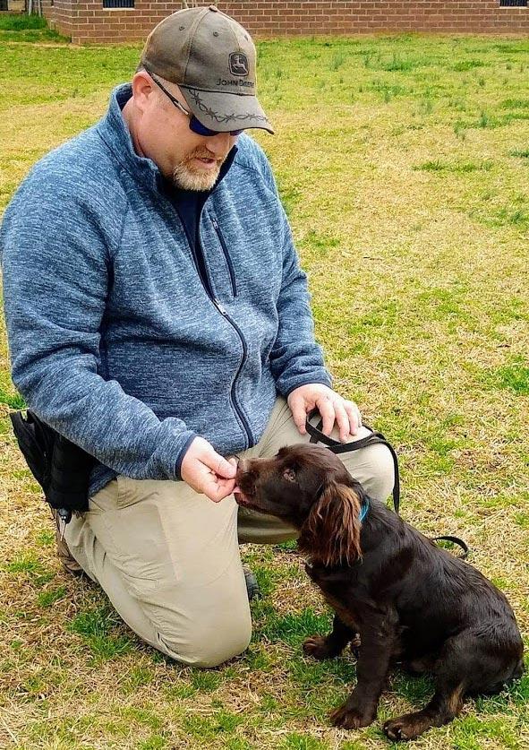 Carolina's Dog Trainer | Lancaster, SC | Richard Caughman